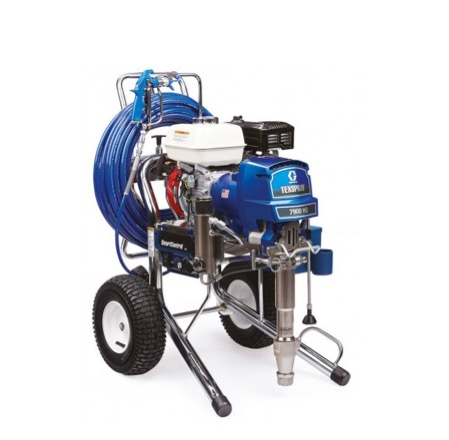 Petrol Driven Airless Pumps