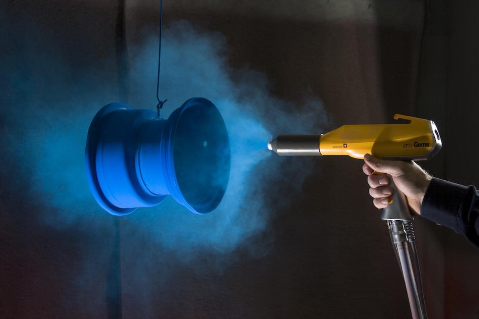 Powder Coating PPE