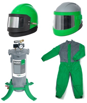 Blasting PPE