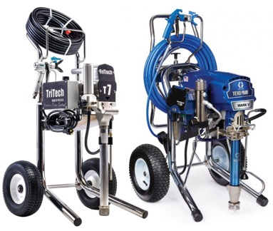 Electric Airless Spray Pumps