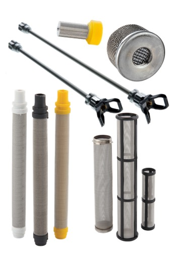 Filters-Strainers-Lances-Swivels