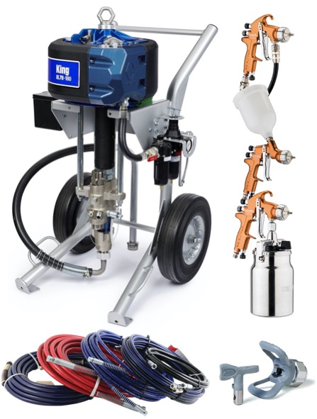 Paint Spraying Equipment
