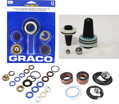 Spray Pump Repair Kits