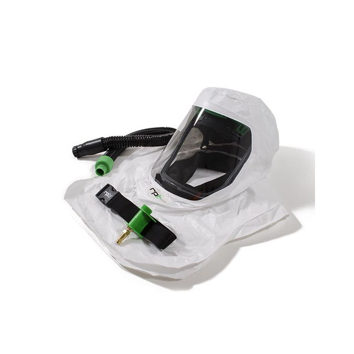 RPB T-link Respirator with supplied air tube