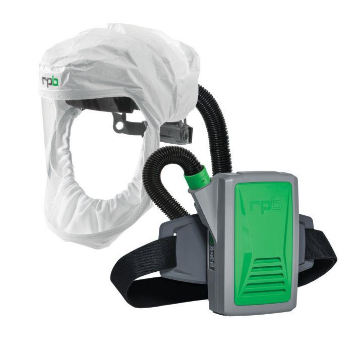 RPB T200 Respirator Supplied Air Respirator-Face Seal