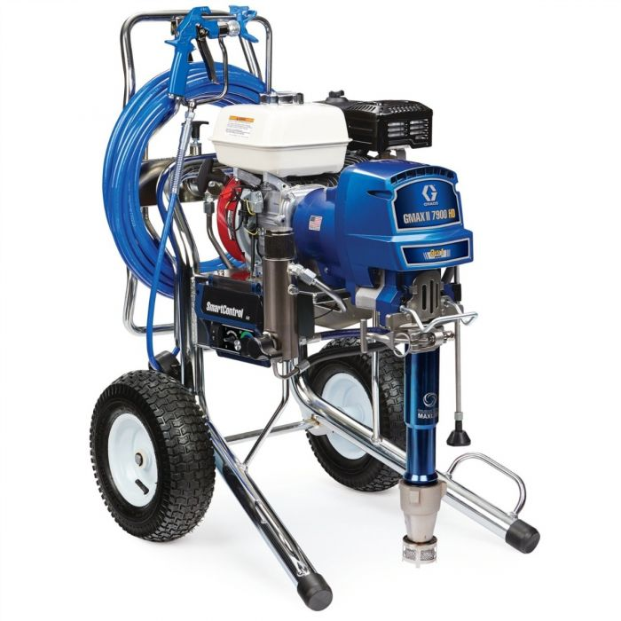 GMax II 7900 Petrol Driven Pro-Contractor Sprayer