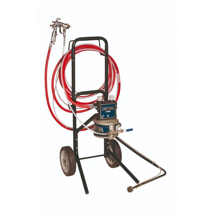 Graco Triton Diaphragm Pump 1:1 package
