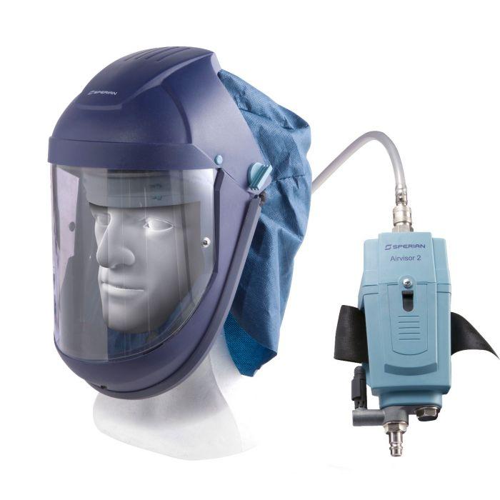 AirVisor 2 Air Fed Spray Mask