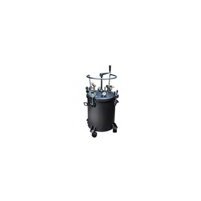 10L Pressure Pot Paint Spray - No Agitator
