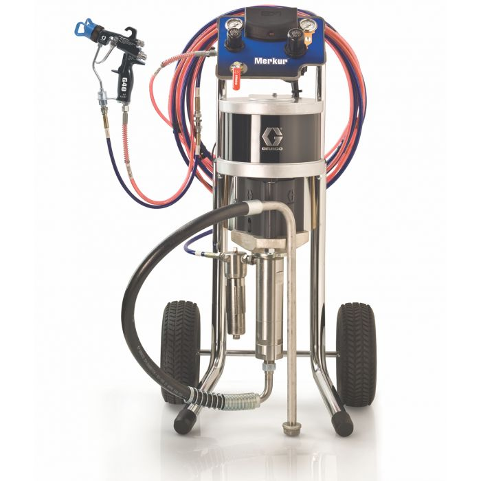 Merkur Air Assisted Airless Spray Pump 45:1