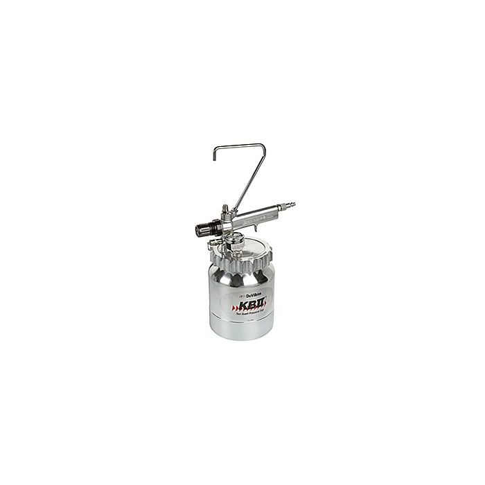 Devilbiss KBII Portable Pressure pot with hoses