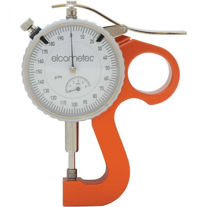Testex Dial Thickness Gauge - Metric