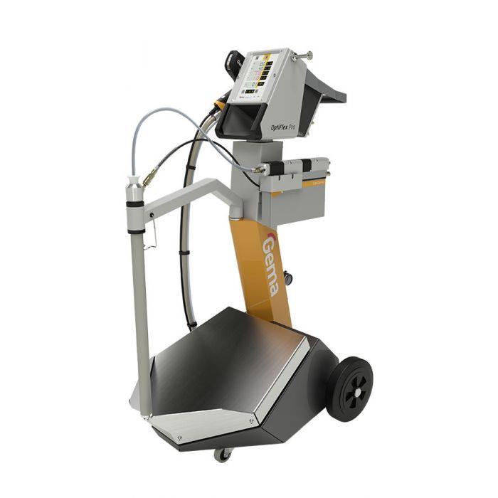 Optiflex Pro B 1P - Manual Box Fed Powder Coating Machine with Pump